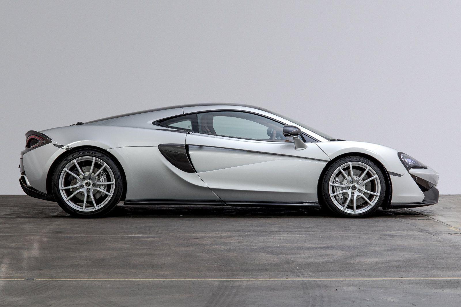 McLaren 570GT 3,8 Coupé 2d