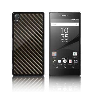 detailed look 14d55 2f3c0 Details about 'Carbon Fibre Design ' Super Thin Case for Sony XPERIA  Z2,Z3,Z5 Black Hard Cover