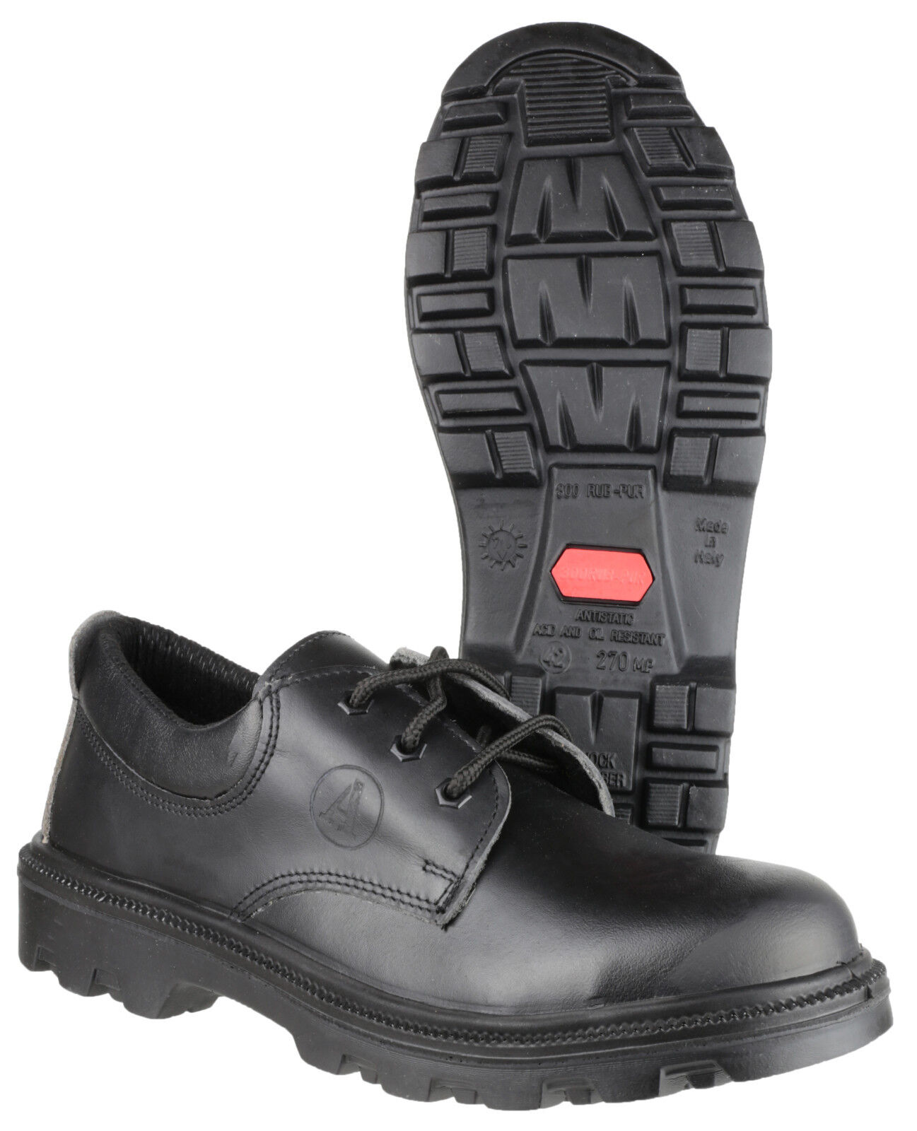 Amblers FS133 Safety Mens Steel Toe Cap Industrial Work shoes Boots UK6-12