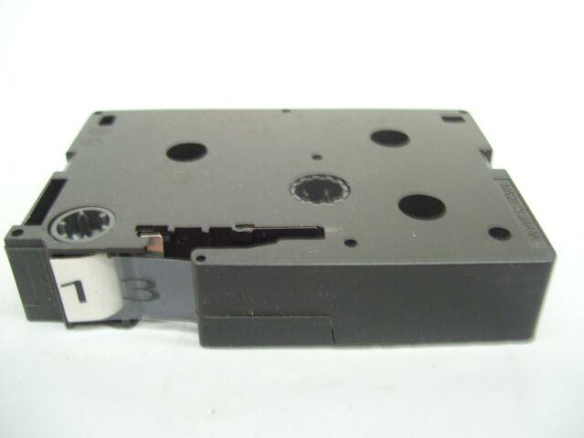 Original Brother TC-101A TC-101 P-touch clear 12mm x7,70 m PT-6//8//8E//8EII//10//500