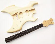 Body und Neck, Gitarrenkörper Gitarrenhals für E-Gitarre BG50