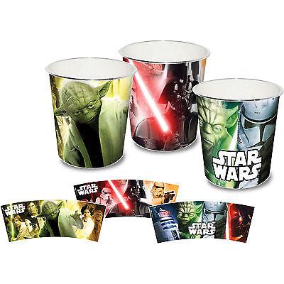 Büro & Schreibwaren Nett Disney Star Wars Papierkorb Mülleimer Abfall Abfalleimer