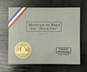 Monnaie-de-Paris-Coffret-FDC-Fleur-de-Coin-1969-avec-8-monnaies