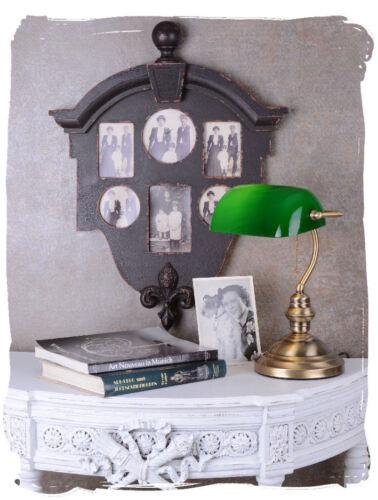 Bankerlampe grün Schreibtischlampe Jugendstil Leuchte Bankerleuchte Tischlampe