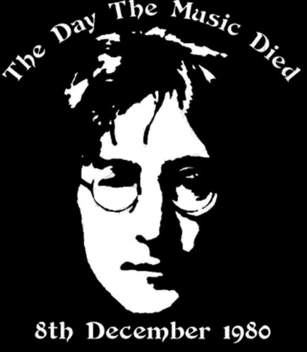 John Lennon Tribute Homage T-Shirt