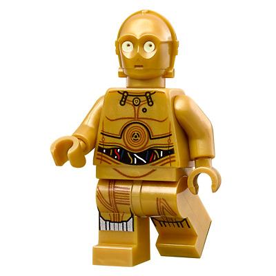 Lego Star Wars C-3PO sw700 aus 75159 75136 75173 NEU Figur Minifigur