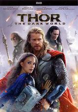 THOR: THE DARK WORLD (DVD, 2014) - BRAND NEW DVD