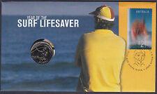 2007 Australia PNC - Year of the Surf Lifesaver Bondi Beach Holographic $2.45