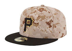 newest collection 481a4 b6673 ... australia image is loading new era 59fifty mlb cap pittsburgh pirates  alt 1ab1d b5c02