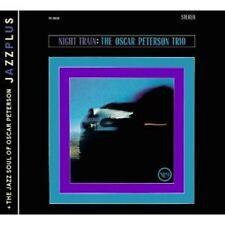 OSCAR PETERSON - NIGHT TRAIN (+ THE JAZZ SOUL OF OSCAR PETERSON)  CD NEU