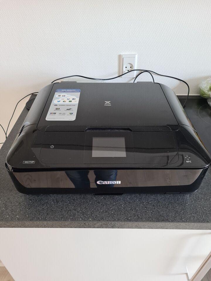 Anden printer, m. farve, Canon