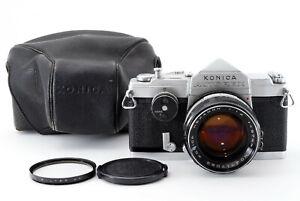 Excellent-Konica-Autorex-Camera-a-Film-avec-Hexanon-57mm-F-1-4-de-Japon