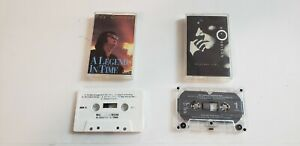 Lot-of-2-Roy-Orbison-Cassette-Tapes-Mystery-Girl-A-Legend-in-Time-PRE-OWN-amp-TEST