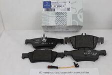 Genuine Mercedes-Benz W212 E-Class C218 CLS REAR Brake Pads & Sensor A0074206720