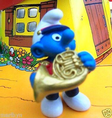 20483 Schtroumpf cor de la fanfare schtroumpfette Smurf pitufo puffo puffi T.R