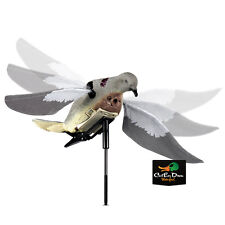 NEW EDGE LUCKY DUCK DOVE-N-AIR MOTORIZED FLAPPING MOTION RAPID FLYER DOVE DECOY