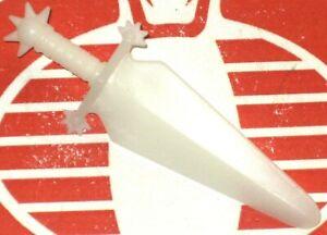 Super Naturals Weapon SKULL MACE 1987 Tonka Original Figure Accessory