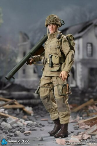 DID 1//12 US Army 101st airborne division RYAN XA80001 6/'/' Soldier Action Figure