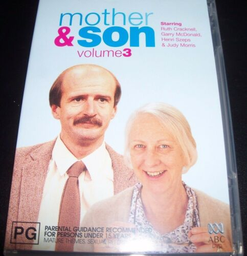 1 of 1 - Mother & Son Volume 3 (Australia Region 4) ABC DVD – Like New