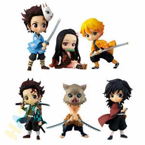 6pcs-set-Demon-Slayer-Kimetsu-no-Yaiba-Kamado-Tanjirou-Tomioka-Giyuu-Figurine