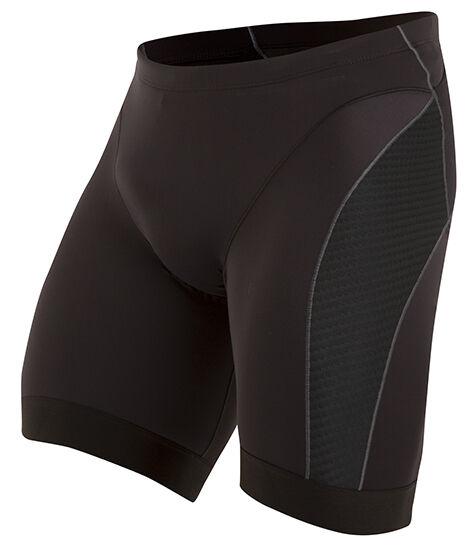 Pearl Izumi 2016 Elite Pursuit tri para Triatlón para Ciclismo Bici Pantalones Cortos Negro - 2XL