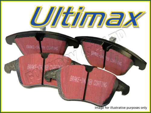 Land Rover Freelander 1 Upto YA EBC Ultimax Performance  Front Brake Pads DA3302