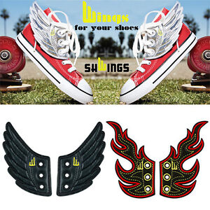 Brand New SHWINGS Wings For Shoes Official Designer Shwings All styles