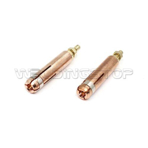 2pcs Stud Welding Gun Collets M4