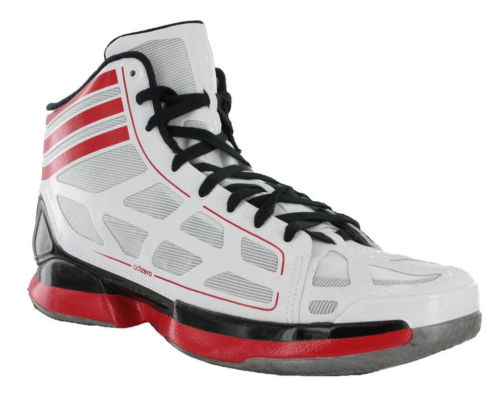 Adidas Crazy Light Basket Fitness Sports Baskets Hi-Top Bottes Lacets-