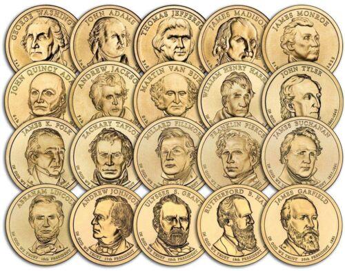 Millard Fillmore  Presidential Dollar 2010