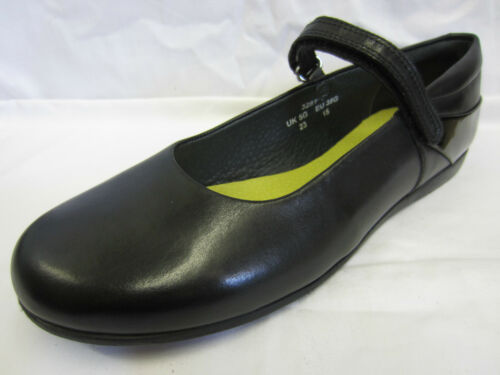 "Startrite Senior Niñas Negro Zapatos Escolares /""Lucy/"""