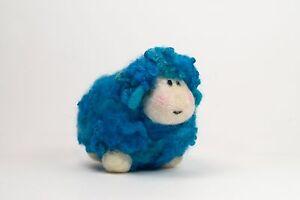 Woollie aiguille feutrage Kit-Moutons