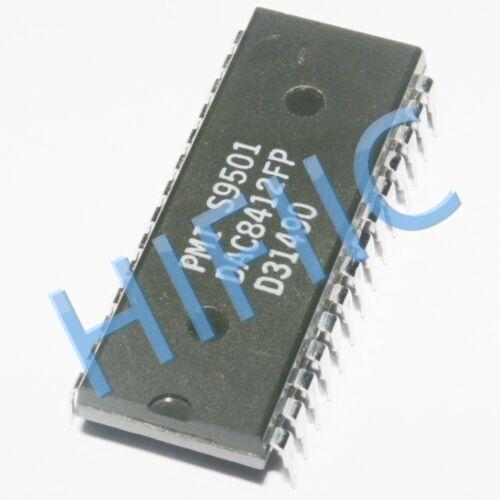 1PCS DAC8412FP DAC8412 Quad,12-Bit DAC Voltage Output with Readback DIP28,