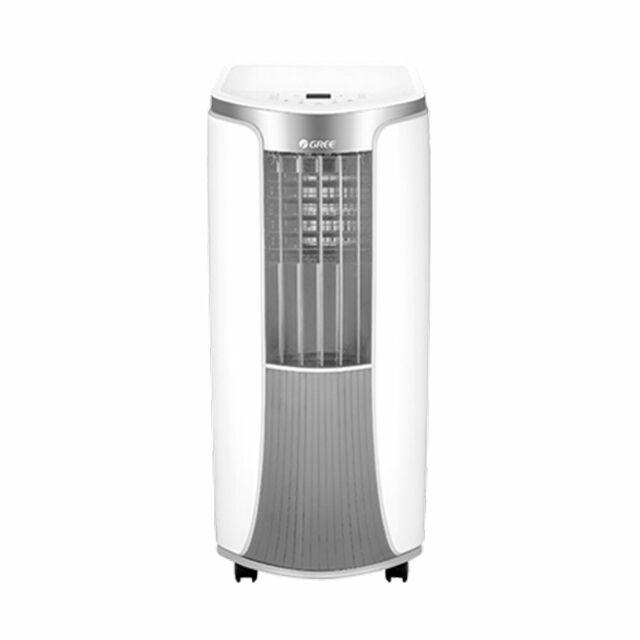 Gree 13500 BTU Portable Air Conditioner w/Heater& Remote (Refurbished)  (Damaged)