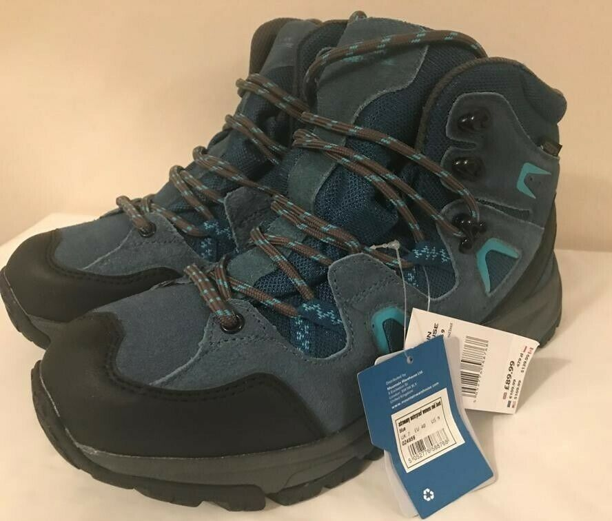 Mountain Warehouse Women's Waterproof Boots Size 7UK  RRP.99  stadium giveaways