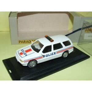Peugeot 405 Pause Police Paradcar 012 1:43