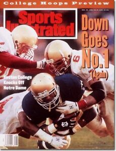 November 29, 1993 Lee Becton Notre Dame Fighting Irish ...