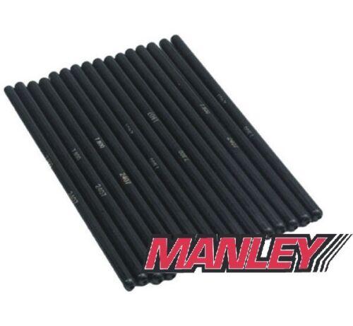 "Manley CHEVY LS Pushrods 7.450/"" Chrome Moly LS 5//16/"" 25736-16  LS1 LS2 LS3 LS6"