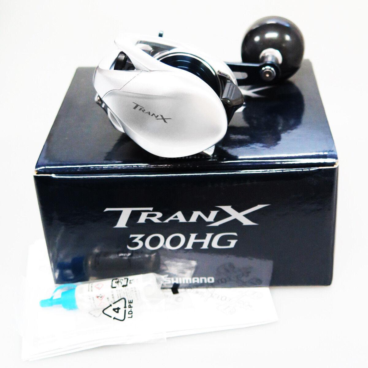 Cocherete Shimano TranX 300HG derecho 300 Hg TRX300AHG Prioridad FEDEX 2 días a usa