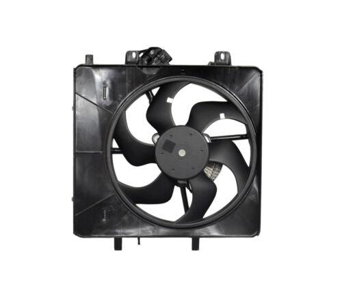 Ventilador de refrigeración Peugeot 1007 207 1,4HDI 1,2 1,4 1,6 gasolina 2003-2011 1253 C6 1253E9