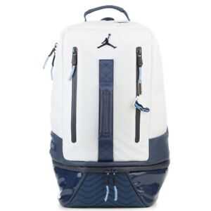 3f6dee7fe9a4 Nike Air Jordan Retro 11 XI Backpack Win Like 82 Navy Blue White ...