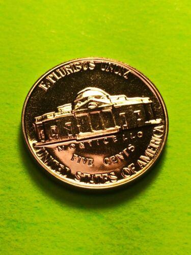 Scarcer Year 1960 PROOF JEFFERSON NICKEL U.S COIN