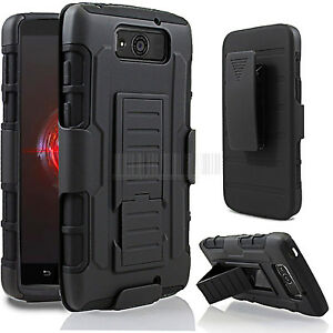 Motorola Droid Ultra Case Hybrid Armor Im...