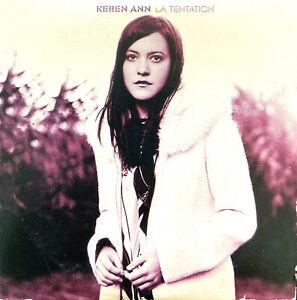 Keren-Ann-CD-Single-3-034-La-Tentation-France-VG-EX