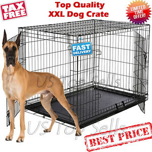 Extra Large Dog Crate Kennel 48