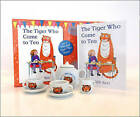 The Tiger Who Came to Tea - China Tea Set by Judith Kerr (Mixed media product, 2015)
