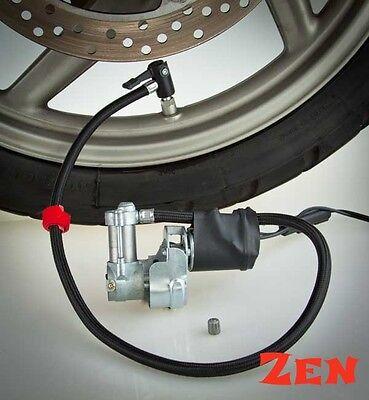 Air Compressor MotorPressor compact 12v pump motorcycle, camping 12 volt w/case