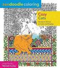 Zendoodle Coloring: Cozy Cats: Fantastic Felines to Color and Display by Nikolett Corley (Paperback / softback, 2016)