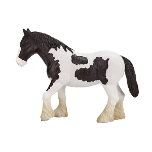 Mojo TRAKEHNER HORSE toys model figure kids girls plastic animal farm figurine