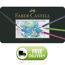 Watercolour Pencils ALBRECHT DURER set of 120 colors Faber Castell